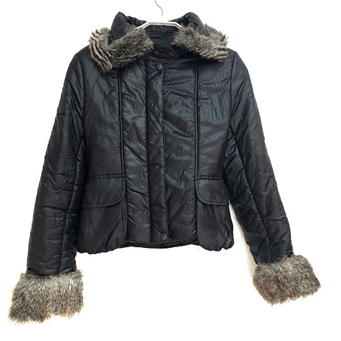 Imperial Quilted Parka Jacket  Size M