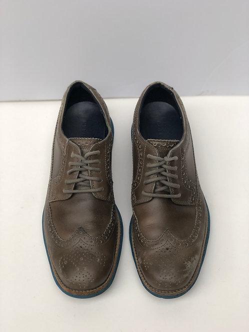 Men's Oxford Dress TanColor Shoes