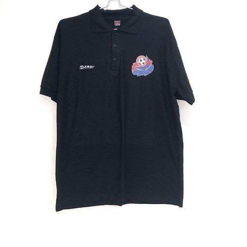 Hapoel Haifa Derby Polo Shirt Size L #1129