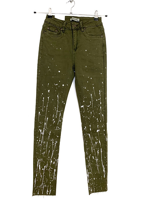 R. Display Skinny Trousers Size 34