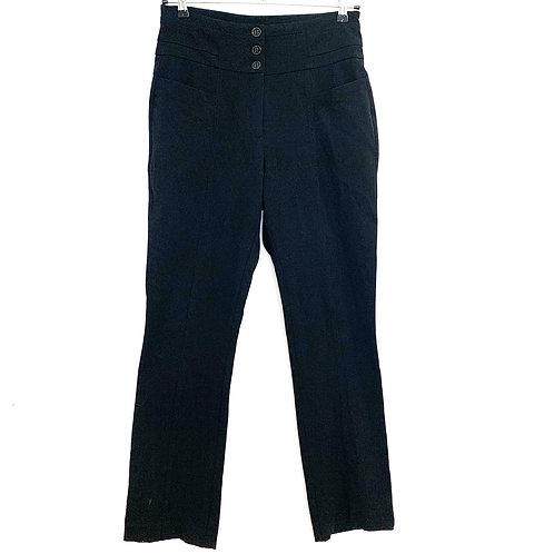 Tag Women Black Trousers Size 3