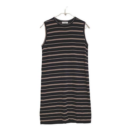 Profil Knitted Short Sleeve Dress Size L