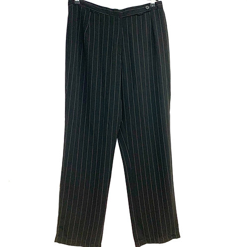 Nina Collection Pin Stripe Trousers Size 46