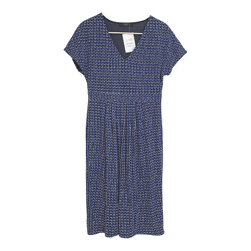 MaxMara Weekend Front Pleated Dress Size 38