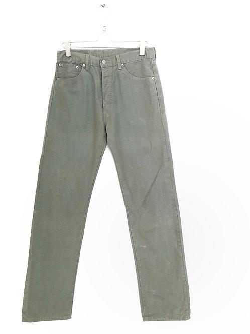 Levi's Loose Fit Men's Jeans Light Green Size 33/34 #1126