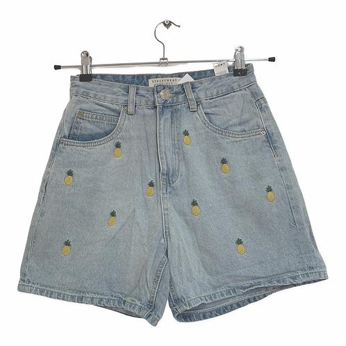 Streetwear Society High Waist Shorts Size 34