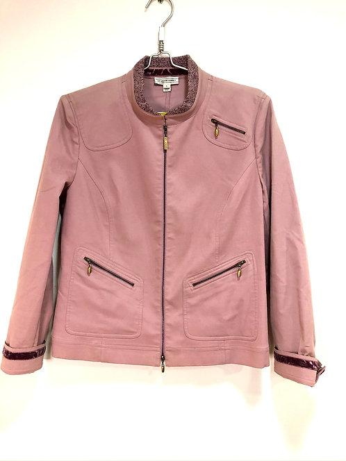 Sport Woman Jacket dark Pink