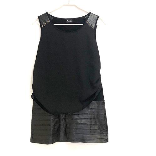 Cala Black Evening Dress Size S