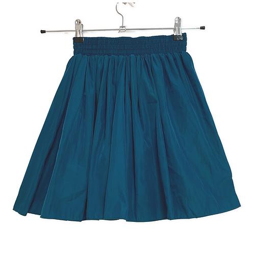 American Apparel Green Mini Skirt Size XS/S