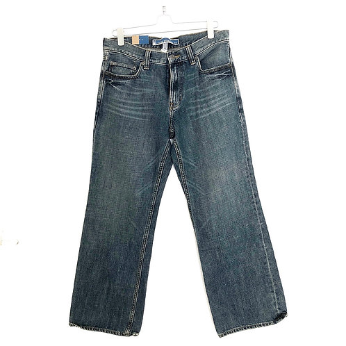 Gap  Loose Straight Fit Men's Dark Blue Jeans Size 32/30 #1122