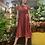 Thumbnail: Anna Polka Dots A Line Dress Size 34