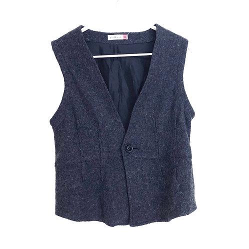 LordKitsch  Grey Vest Size 42