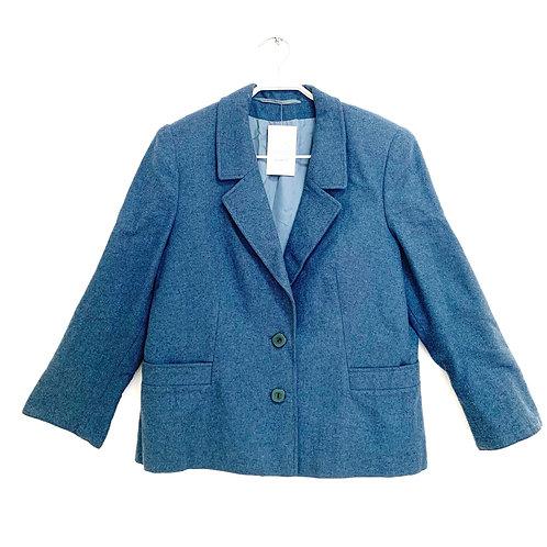 Hand Made Blue Jacket Size L/XL