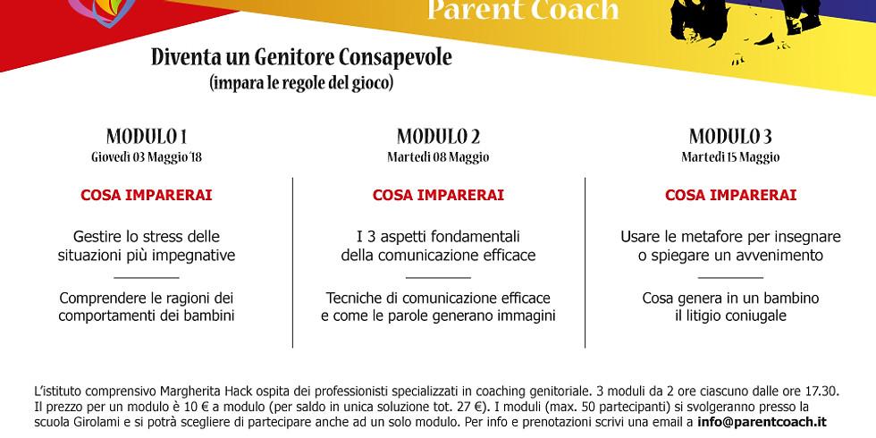 A scuola con Parent Coach (modulo 2)