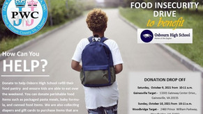 Help Fight Food Insecurity