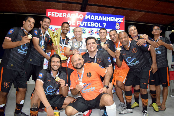 Olímpica e AABB conquistam a Copa Papai Bom de Bola de Fut7