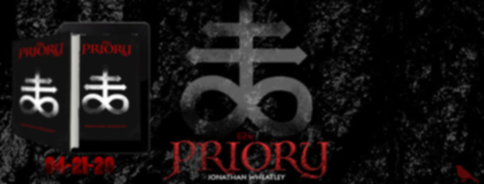 The Priory by Jonatha Wheatley April 2020