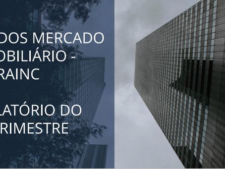 Dados Mercado Imobiliário – Relatório 1º Trimestre 2021
