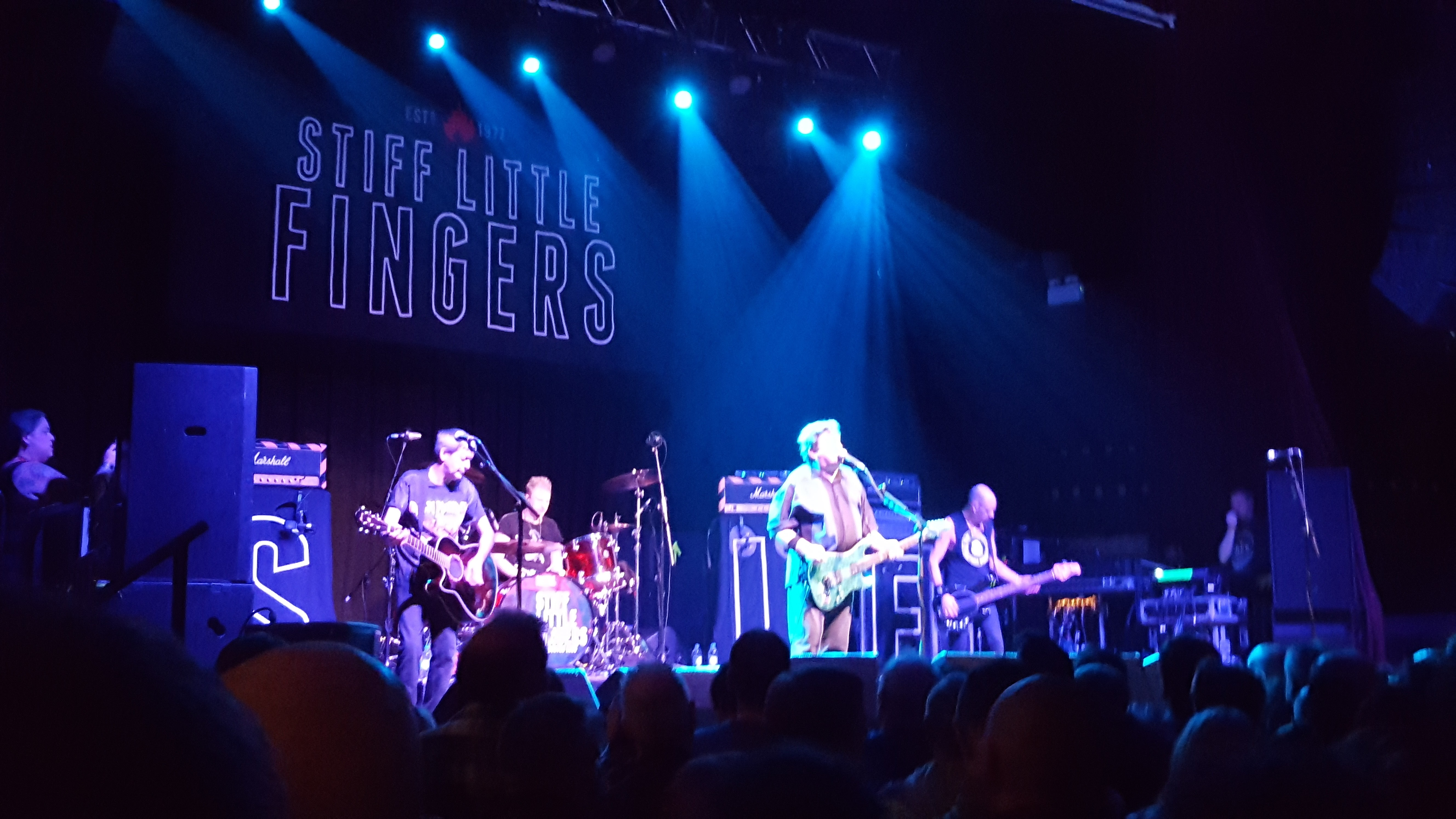 Stiff Little Fingers 2016