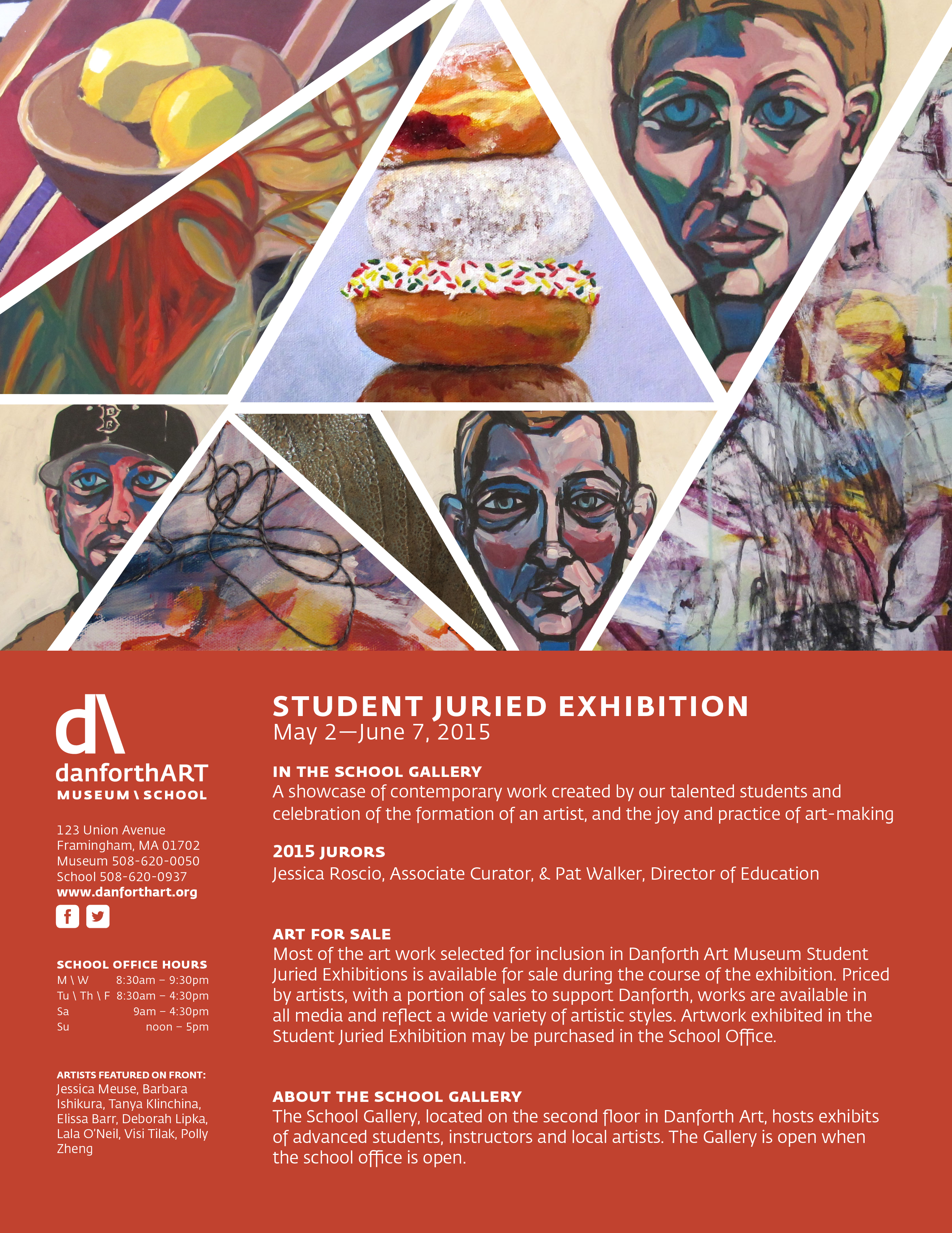 Student Juried Exhibition 2015