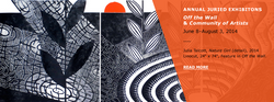 Juried Shows Banners 2014