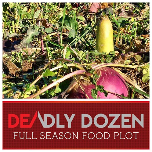 Real World Deadly Dozen - 1/4 acre bag