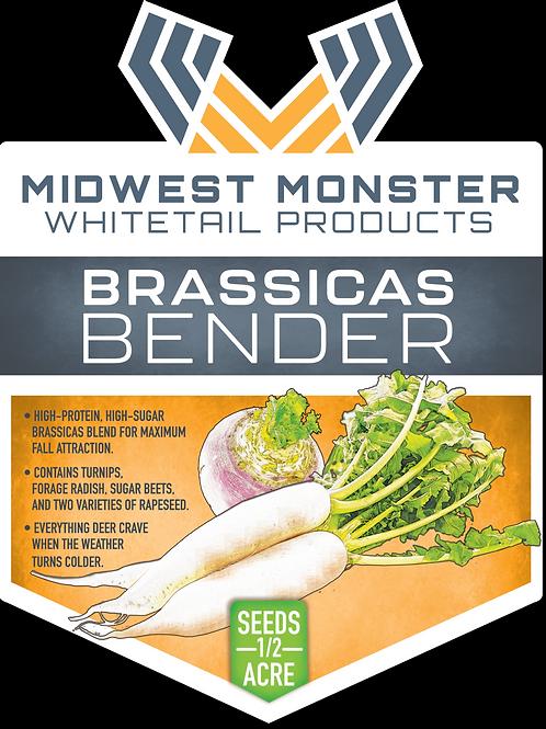 Brassicas Bender - 1 acre bag