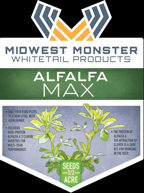 AlfalfaMAX - 1/2 acre bag