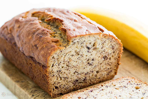 Banana Bread Varieties