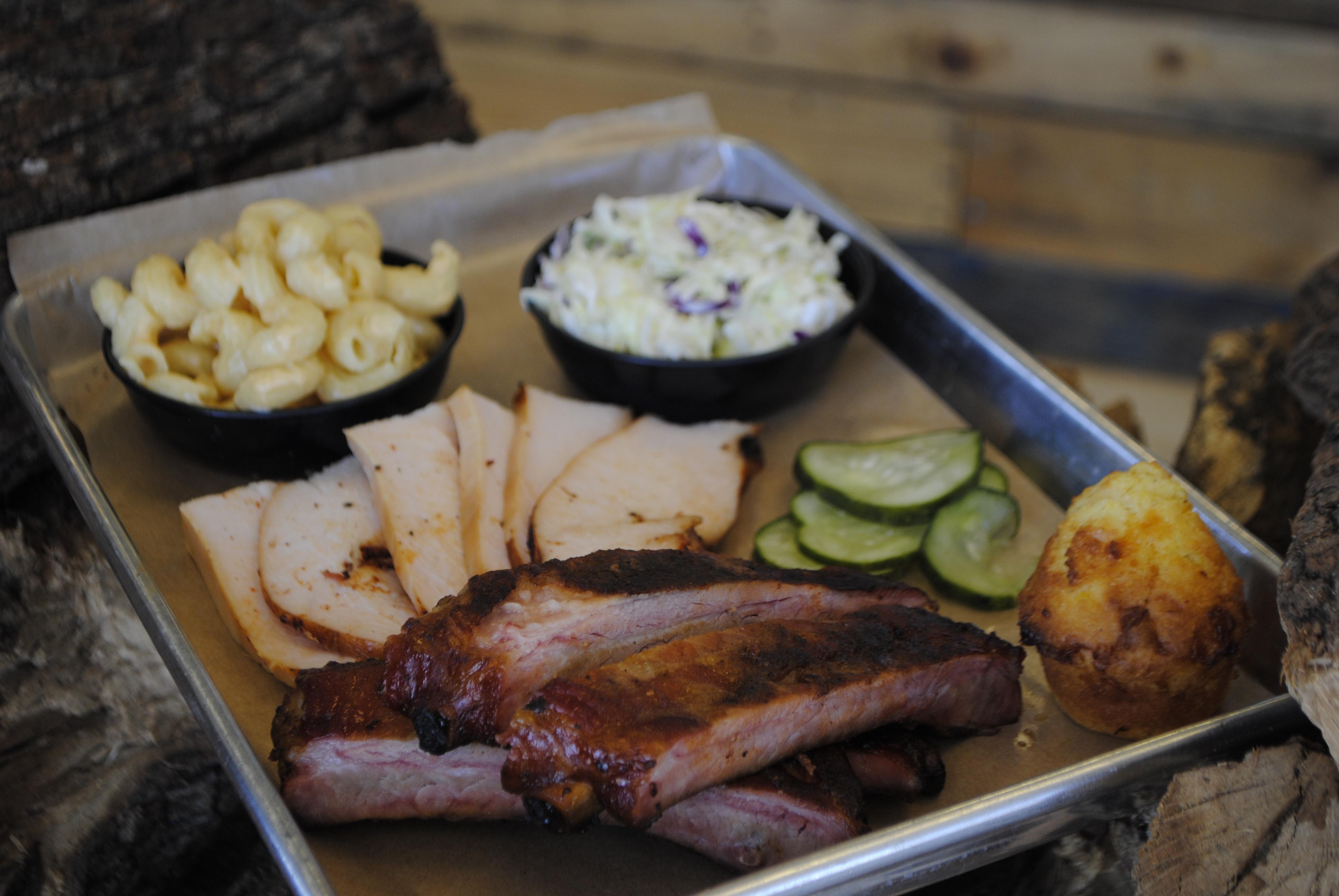 2 Meat Platter
