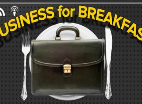 Business for Breakfast with Oren Hartman
