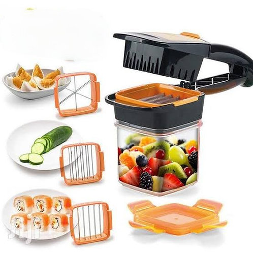 Nicer Dicer 5 in 1 Vegetable Cutter
