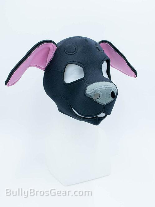 Black Lab Neoprene Pup Hood