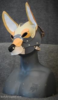 Custom Coyote Mask