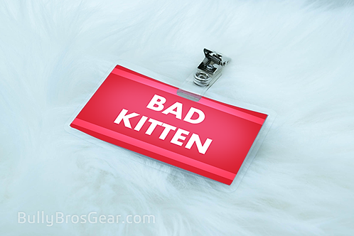 Bad Pet Tags