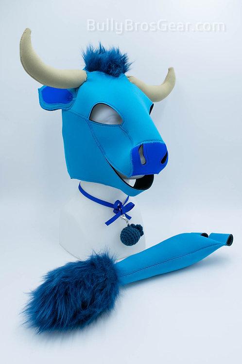 Blueberry Bull Hood