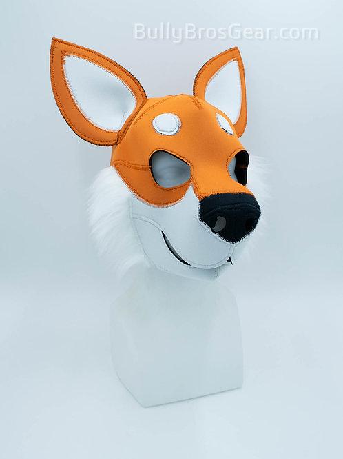 Neoprene Shibe Pup Hood