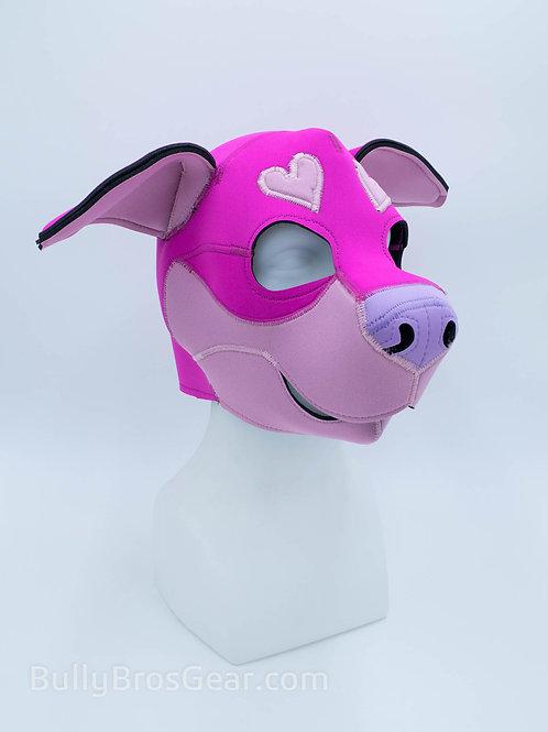 Valentine's Neoprene Pup Hood