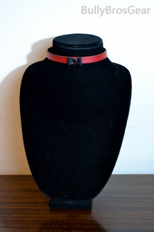 Crimson Show Collar