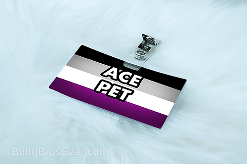 Ace Pride Tags