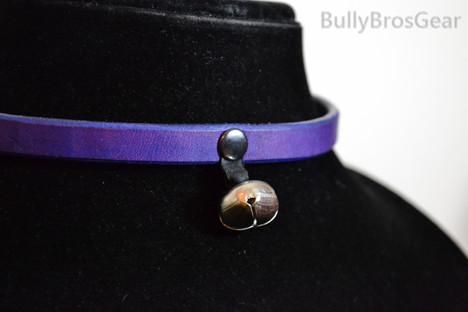 Amethyst Show Collar