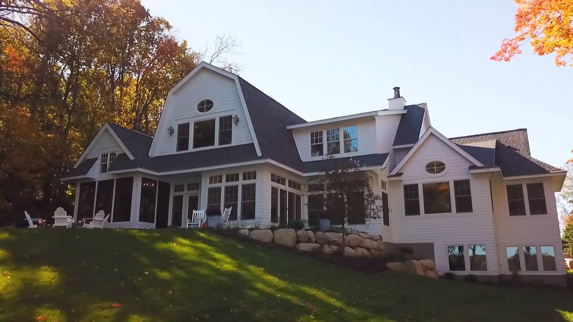 Real Estate Video of 7,000 sq. ft. Custom Home in Orono, MN