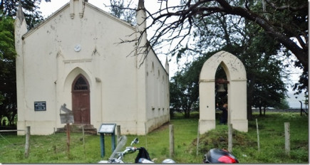 Bethel Mission Church in Stutterheim
