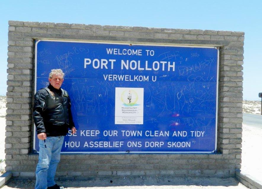 Port Nolloth - Dawie Degenaar