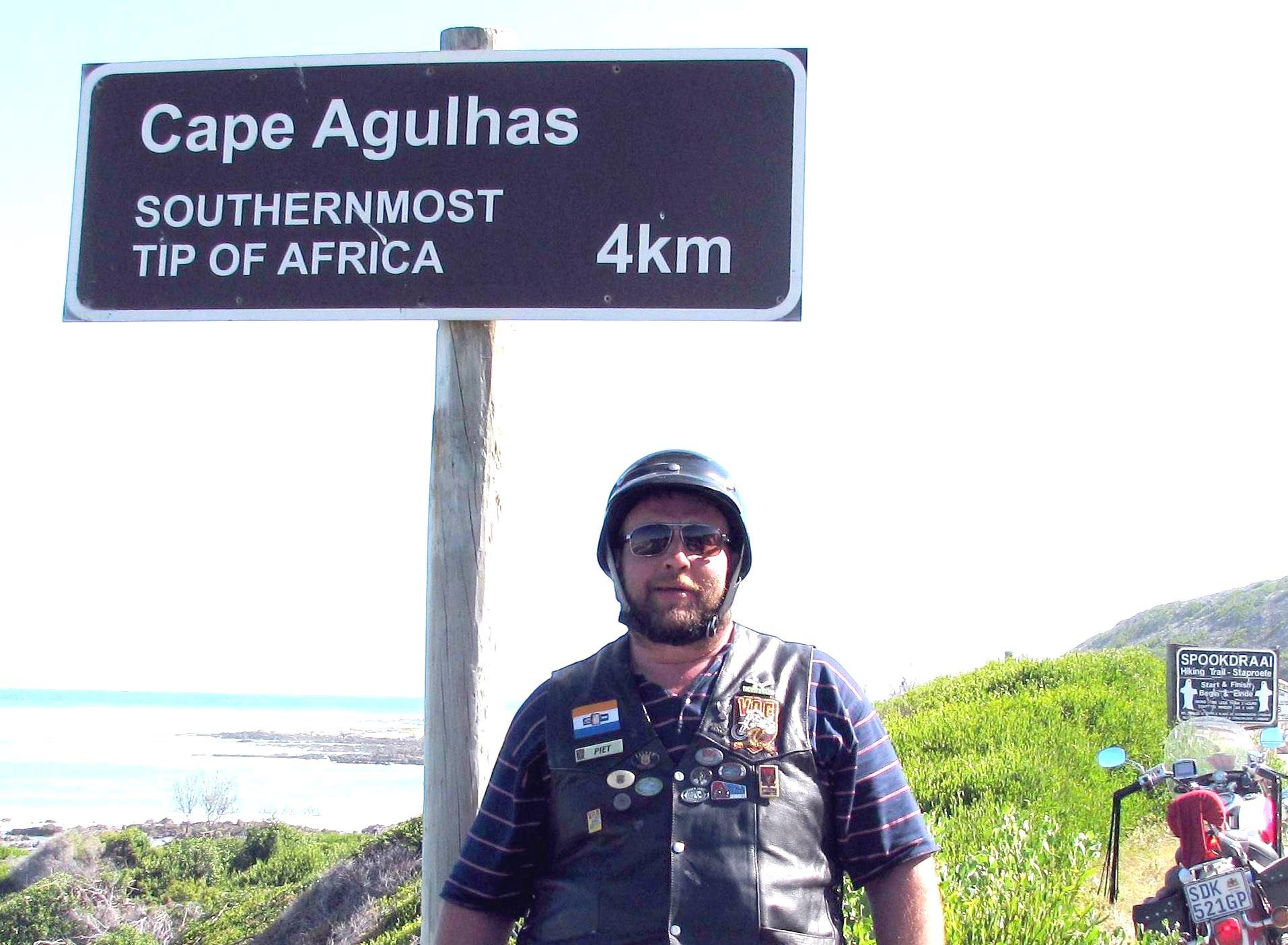 Cape Agulhas - Piet VD Westhuizen