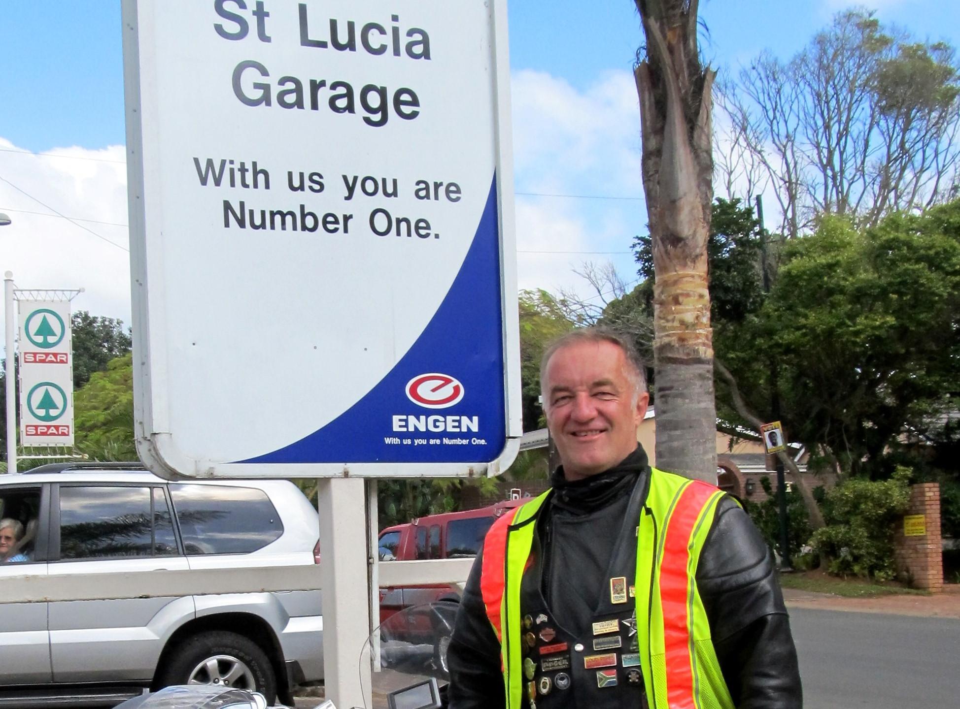 St Lucia - Douglas Defty