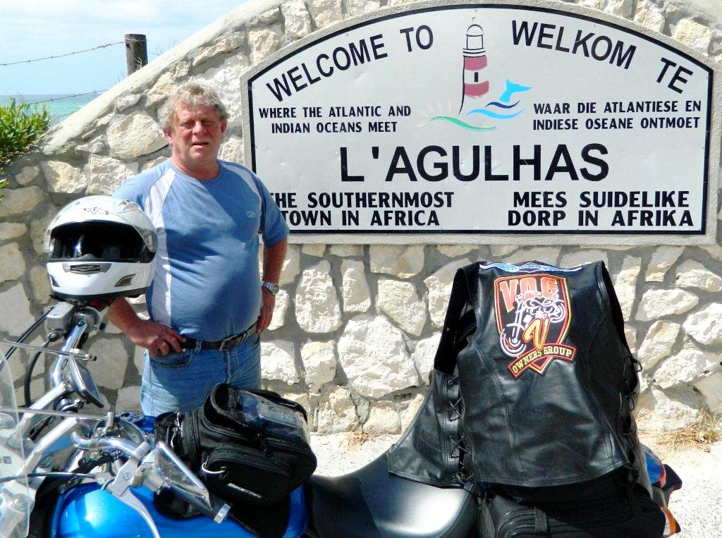L' Agulhas - Dawie Degenaar