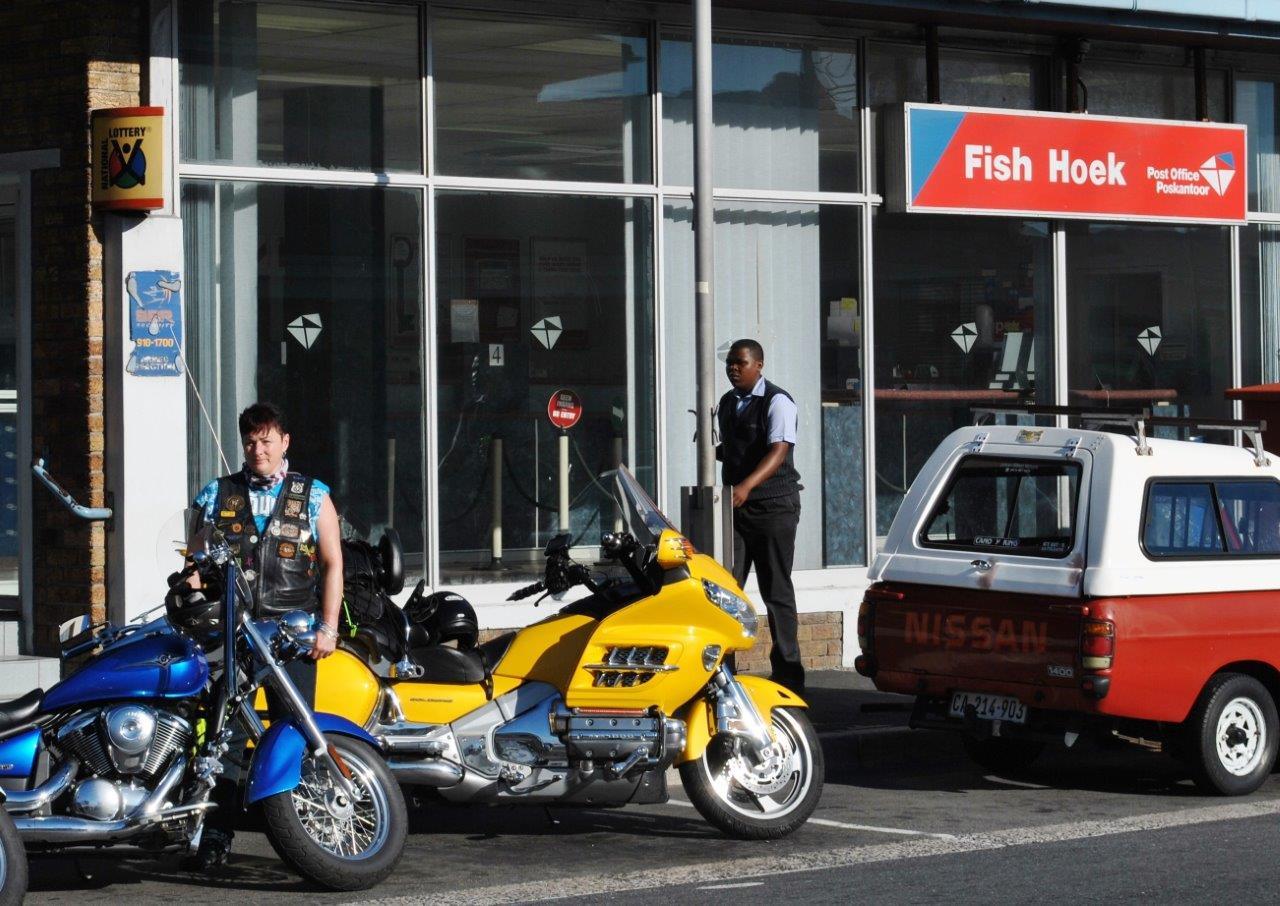 Point 1- Fish Hoek Post Office