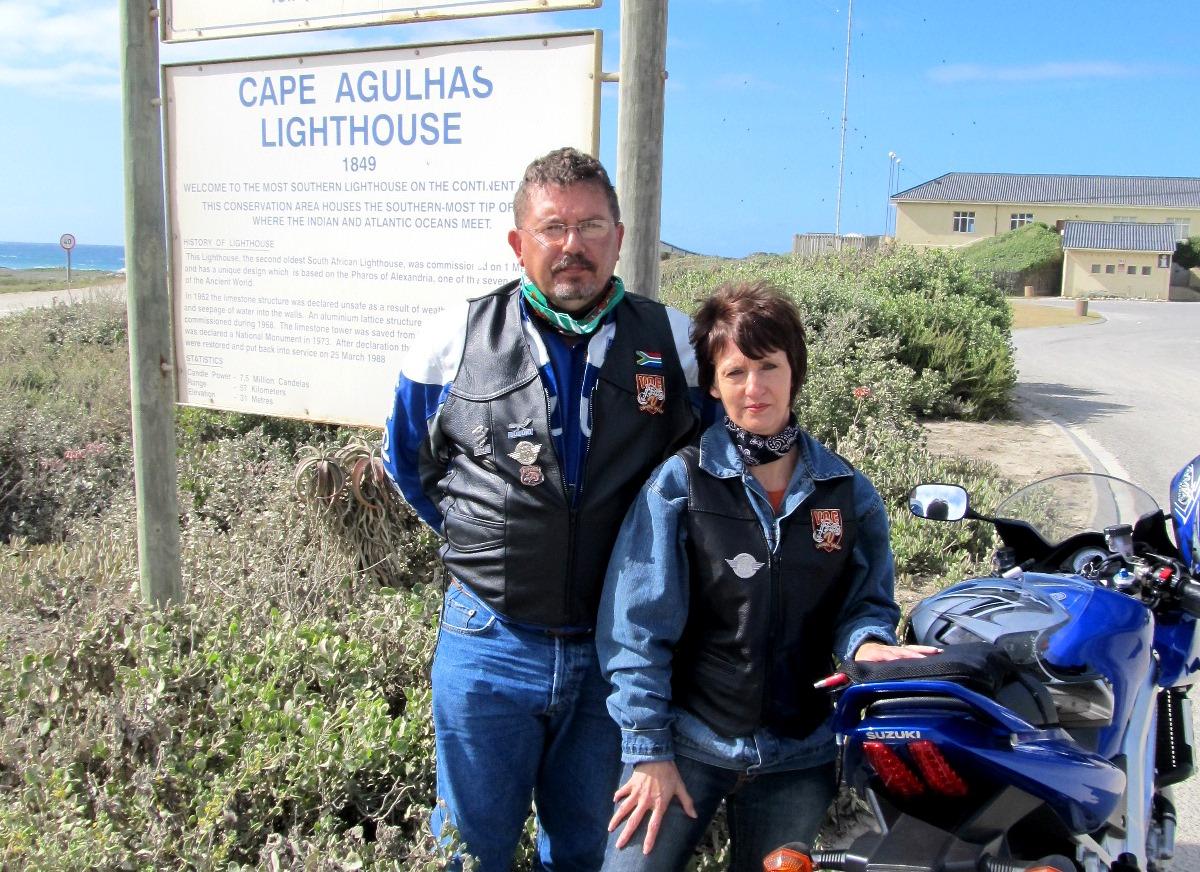 Cape Agulhas - John & Sandra Wright