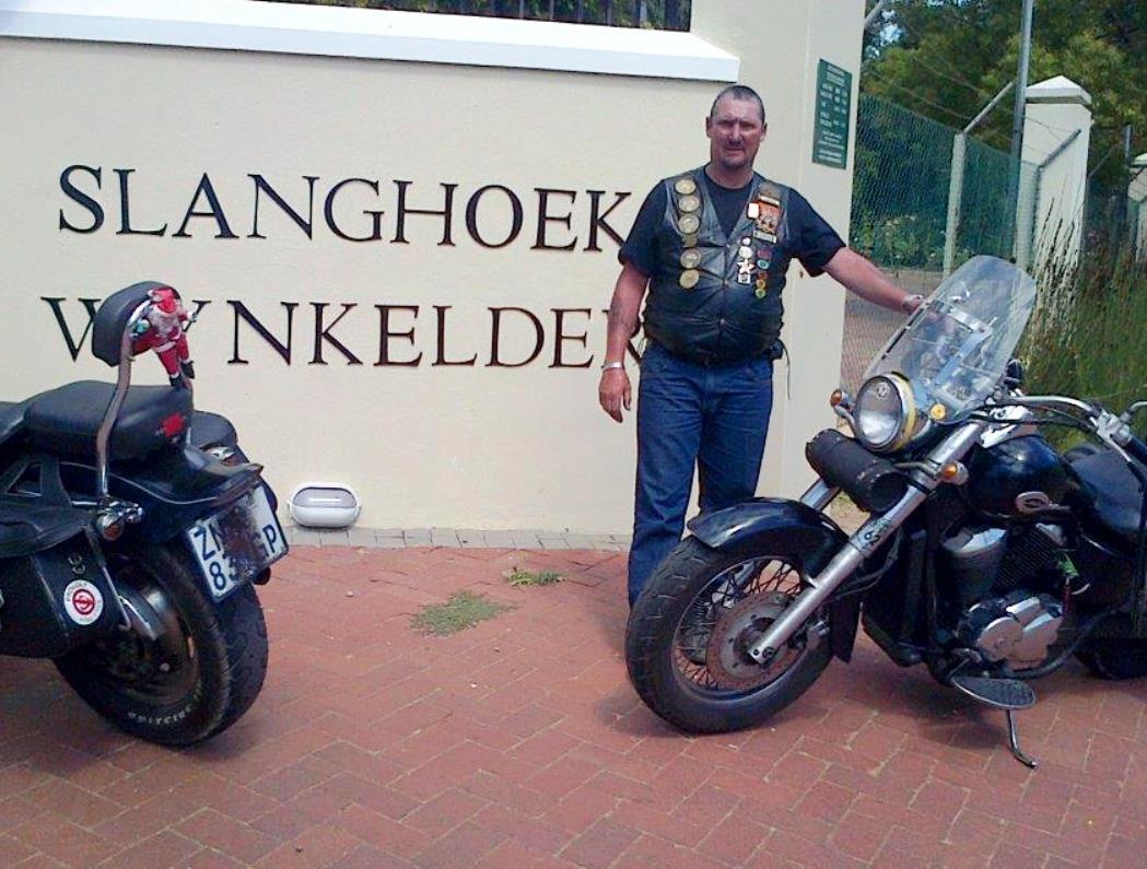 Point 8 - Slanghoek Estate